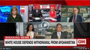 White House Defends Withdrawal from Afghanistan
